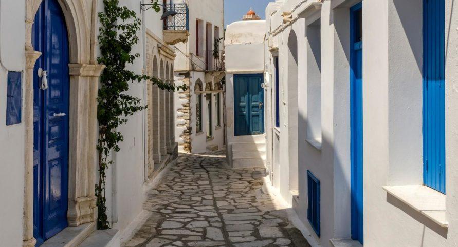 Το ελληνικό νησί που προτείνουν οι New York Times για διακοπές μακριά από τα πλήθη!